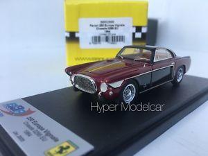 【送料無料】模型車 モデルカー スポーツカー モデルフェラーリヨーロッパbbr model 143 ferrari 250 europa vignale sn 0295eu coup 1953 art bbr228se