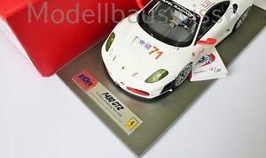 【送料無料】模型車 モデルカー スポーツカー フェラーリセブリングテストferrari f430 gt 12 hours of sebring 2008 test bbr ab18020 118 1zu18 118 rar
