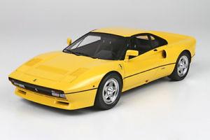 【送料無料】模型車 モデルカー スポーツカー フェラーリモデナferrari 288 gto giallo modena 118 p18112b bbr