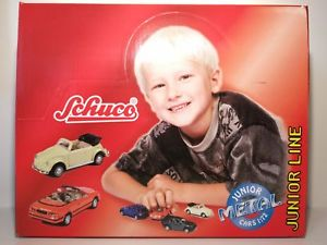 【送料無料】模型車 モデルカー スポーツカー ×メタルモデルジュニアラインschuco 24x metall modelle m172 kompl junior line blister ovp autos