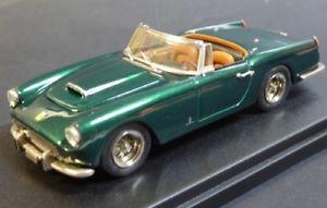 【送料無料】模型車 モデルカー スポーツカー フェラーリカブリオレピニンファリーナヴェルデマイクロプリントferrari 250 gt cabriolet pininfarina 1959 verde met microsprint mcs18056