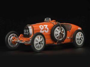 【送料無料】模型車 モデルカー スポーツカー ブガッティ#オランダcmc bugatti t35 23 netherlands 118 m100010