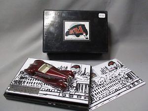 【送料無料】模型車 モデルカー スポーツカー ヒコah386 heco mcra 143 delahaye 165 figoni amp; falaschi 1938 edition limitee 11 23