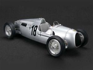 【送料無料】模型車 モデルカー スポーツカー オートユニオンタイプレース#cmc auto union type c 1936 eifel race 18 118 m161