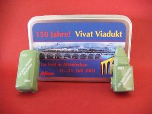 【送料無料】模型車 モデルカー スポーツカー piccolo set vivat viadukt mit pin nummer 00011000
