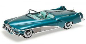 【送料無料】模型車 モデルカー スポーツカー ビュイックルセーバーターコイズメタリックコンセプトカー