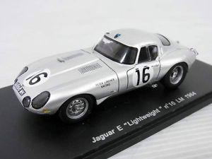 【送料無料】模型車 モデルカー 16 スポーツカー 1964 スパークジャガー#ルマンspark 143 s2107 jaguar e lightweight 16 le mans 1964 s2107, 山の里:f82f23a0 --- pixpopuli.com
