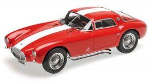 【送料無料】模型車 モデルカー スポーツカー マセラティマセラティストライプmaserati a6 gcs berlinetta red with white stripe 1954