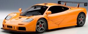 【送料無料】模型車 モデルカー スポーツカー マクラーレンオレンジエディションautoart 76011 118 mclaren f1 lm edition 1995 historic orange neu