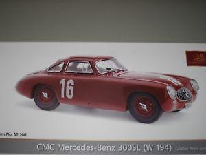 【送料無料】模型車 モデルカー スポーツカー メルセデスベルン#レッドリムmmercedes 300 sl gp bern 1952 16 rot lim 1 of 1500 118 cmc m176 neu amp; ovp