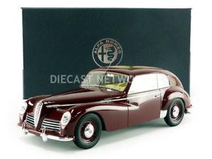 【送料無料】模型車 モデルカー スポーツカー アルファロメオbbr 118 alfaromeo 2500 ss freccia doro 1949 bbrc1812cv