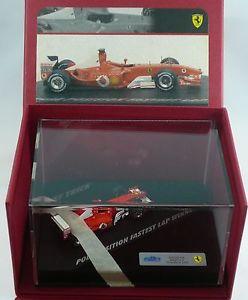 【送料無料】模型車 モデルカー スポーツカー フェラーリイギリスシューマッハモンドferrari f1 f2003ga british gp 2003 schumacher bbr speciale campioni mondo 143