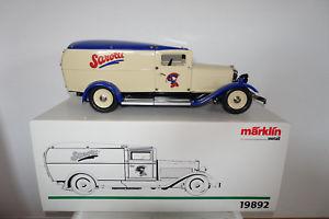 【送料無料】模型車 モデルカー スポーツカー mrklin sarotti 1992, limitierte auflage ovp