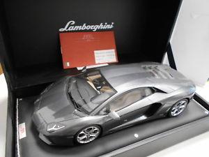 【送料無料】模型車 モデルカー スポーツカー コレクションモデルランボルギーニmrlambo06e by mr collection models lamborghini aventador lp 7004 118