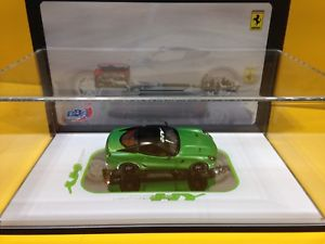 【送料無料】模型車 モデルカー スポーツカー フェラーリセットvery rare set bbr ferrari 599 hy kers bbr 143 limited