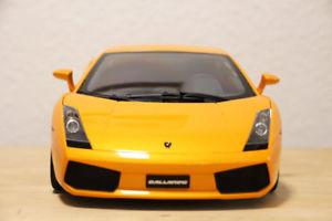 【送料無料】模型車 モデルカー スポーツカー ランボルギーニガヤルドオレンジボックスautoart 112, lamborghini gallardo, orange, arancia, naranja  in box