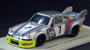 【送料無料】模型車 モデルカー スポーツカー スパークポルシェ#ロングテールspark 143 porsche rsr 28 7 long tail zeltweg 1973 s3425