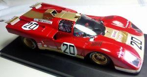 【送料無料】模型車 モデルカー スポーツカー モデルフェラーリセブリンググレゴリーrare model 11819 ferrari 512 m 12 heures sebring 1971 n20 young gregory 118