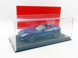 【送料無料】模型車 モデルカー スポーツカー フェラーリアメリカbbr 118 ferrari f60 america 2014 p18125g