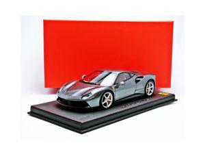 【送料無料】模型車 モデルカー スポーツカー フェラーリbbr 118 ferrari 488 gtb 2015 p18106b