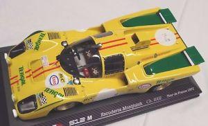 【送料無料】模型車 モデルカー スポーツカー モデルフェラーリツアードフランス#デmg model 11805 ferrari 512 m tour de france 1971 142 juncadella jaboui 118