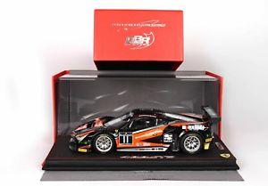 【送料無料】模型車 モデルカー スポーツカー フェラーリグアテマラレーシングショーケースferrari 488 gt3 kessell racing p18118tr003 bbr vetrina showcase 118
