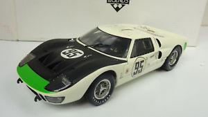 【送料無料】模型車 モデルカー スポーツカー フォードデイトナ#exoto 118 ford gt40 mk ii 1966 daytona 24h hansgen donohue 95 in ovp a665