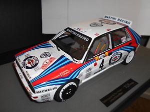 【送料無料】模型車 モデルカー スポーツカー トップトップマルケスランチアデルタ#top1201aw by top marques lancia delta integrale evo 4 1992 112