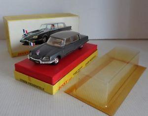 【送料無料】模型車 モデルカー スポーツカー シトロエンプレヌフrare dinky toys citroen ds presidentielle rf 1435 neuf boite dorigine