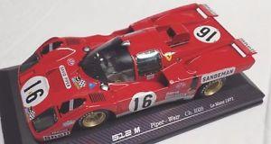 【送料無料】模型車 モデルカー スポーツカー モデルフェラーリルマン#クラフトmg model 11811 ferrari 512 m 24 hrs le mans 1971 16 craft wier 118