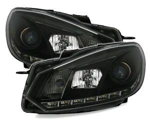 【送料無料】模型車 モデルカー スポーツカー фарывнутридляゴルフчерныйфары led drl внутри для vw golf 6 vi mk6 20082012 черный ch lpvwd1e1 xino ch
