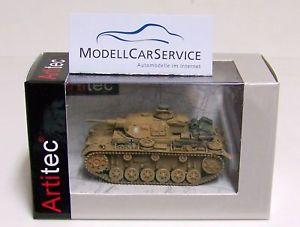 【送料無料】模型車 モデルカー スポーツカー アフリカイエローartitec 187 387306 panzerkampfwagen iii ausf g afrika korps, gelb