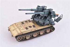 【送料無料】模型車 モデルカー スポーツカー モデルドイツツインmodelcollect 172 german e100 panzer wc w flak40 128mm zwillingsflak as72085