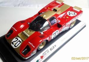 【送料無料】模型車 モデルカー スポーツカー モデルフェラーリデイトナrare model 11818  ferrari 512 m 24 heures daytona 1971 n20 young  118