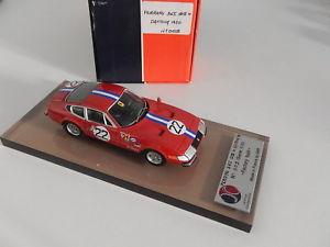 【送料無料】模型車 モデルカー スポーツカー フェラーリデイトナフランス143 amr ferrari 365 gtb4 daytona 1970  made in france  no m111