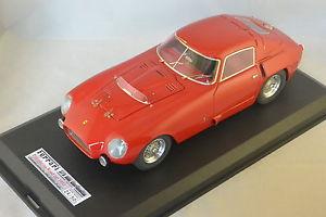 【送料無料】模型車 モデルカー スポーツカー モデルフェラーリmg model mg1848  ferrari 375 mm berlinetta pininfarina red road car 1953 118