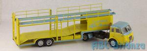 【送料無料】模型車 モデルカー スポーツカー アルファロメオスクーデリアカーデルタアズーロabc 088g alfa romeo mille scuderia autodelta 1977 gialloazzurro