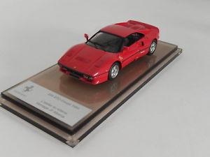【送料無料】模型車 モデルカー スポーツカー フェラーリヒロルフェニックス143 amr le phoenix built by alberca ferrari 288 gto 1985    no hiro m111