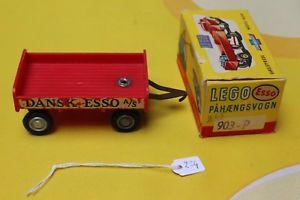 【送料無料】模型車 モデルカー スポーツカー シボレーエッソレゴボックストレーラlego chevrolet 143 esso trailer with box 903p