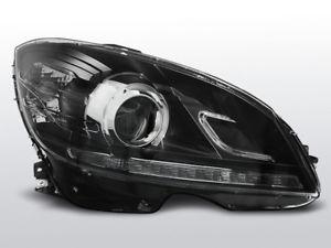 【送料無料】模型車 モデルカー スポーツカー фарысидвзглядメルセデスクラスдневнойсветчерныйфары сид drl взгляд mercedes w204 cclass 0710 дневной свет черный ch lpme89e1