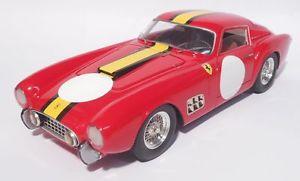 【送料無料】模型車 モデルカー スポーツカー モデルフェラーリビンテージバージョンmg model  ferrari 250 gt lwb tdf 14 alette ch 0677 vintage version 118