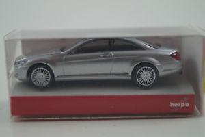 【送料無料】模型車 モデルカー スポーツカー モデルカーベンツクラスherpa modellauto 187 h0 mercedesbenz clklasse nr 033664