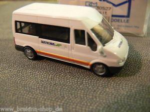 【送料無料】模型車 モデルカー スポーツカー フォードトランジットバス187 rietze ford transit bus austrobus a md 30527