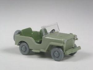 【送料無料】模型車 モデルカー スポーツカー トップモデルジープカラーライトオリーブグリーンtop wiking werbemodell willys jeep sonderfarbe hellolivgrn