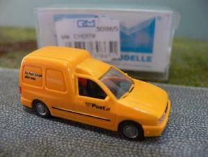 【送料無料】模型車 モデルカー スポーツカー フォルクスワーゲンキャディオーストリアポスト187 rietze vw caddy post sterreich a 30865