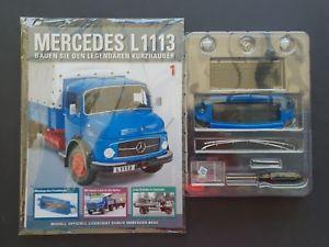 【送料無料】模型車 モデルカー amp; スポーツカー メルセデスモデルキットパーツmodell ovp bausatzteil mercedes l 1113 neu teilnr1 neu amp; ovp, 笹かまぼこの佐々直:8a51102d --- reisotel.com