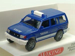 【送料無料】模型車 モデルカー スポーツカー パジェロwiking mitsubishi pajero thw 0693 18 187