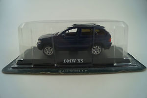 【送料無料】模型車 モデルカー スポーツカー プラドモデルカーdel prado modellauto 143 bmw x5 *in ovp*