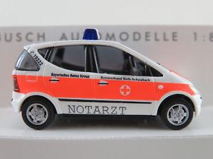 【送料無料】模型車 モデルカー スポーツカー ブッシュクラスロスbusch 48611 mb aklasse 2001 brk rothschwabach notarzt 187h0 neuovp