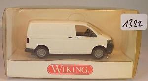 【送料無料】模型車 モデルカー スポーツカー フォルクスワーゲンフォルクスワーゲントランスポーターボックスホワイト#wiking 187 nr 309 01 27 vw volkswagen transporter kasten wei ovp 1322